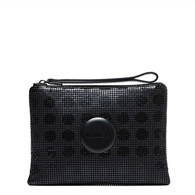 THE MESH LOVELY POUCH #mimco #accessories