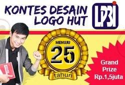 Design Logo Contest   Diadakan dalam rangkan menuju 25 Tahun LP3I untuk Indonesia