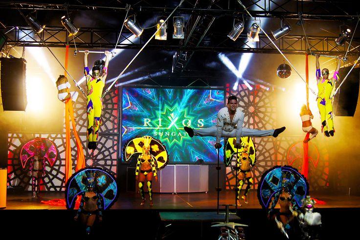 Alara Show Center @rixossungate