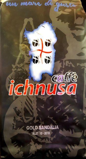 Ichnusa Espresso ganze Bohne BEURTEILUNG:   Ché Bella. caffè Ichnusa Espresso   starker Arabica Note, edel und kräftig. Eine lebendige, fein-saurer Note und einem wunderbar schokoladigem Körper. 10% Robusta Bohnen schenken ihr eine...