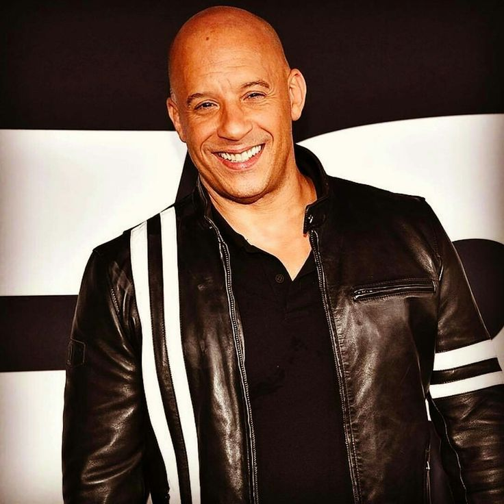 "Vin Diesel on IG 2017-04-15 ""Grateful, humbled and blessed. #FastFriday """