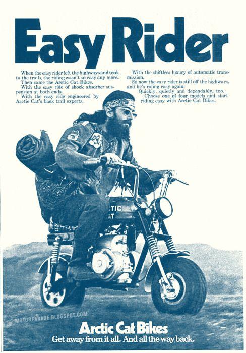 hehehehehe Dam I had a Honda Z50A when I was a Hippy. 1974..TjC