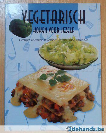 Vegetarisch koken voor jezelf