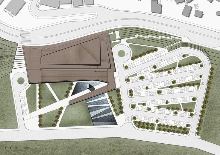 Galeria de Centro Cultural e Espaço de Casamentos Eyüp / Emre Arolat Architects - 36