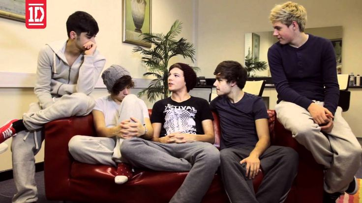 this one direction video diary is priceless. I will probably watch the last 30 seconds over and over again for the next hour. haha ok... but it was quite funny