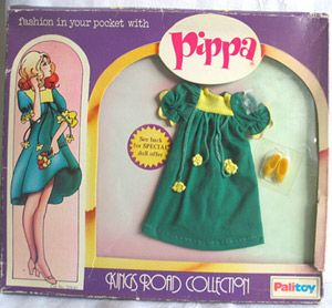 Palitoy Pippa doll kings road collection