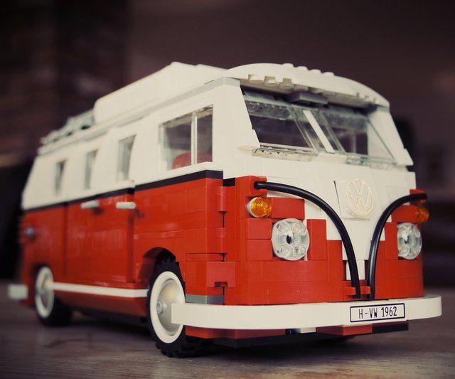 Lego Volkswagen T1 Camper Van   $105.00 USD