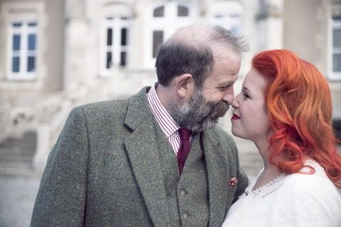 Angel Adoree and her husband Dick Strawbridge decided to invest in a French chateau when they discovered £280k would buy them 45 rooms, 12 acres and a moat. But it needed a lot of work... Angel spoke to us about the project and how she kept her sanity and sense of humour! The last episode airs on Channel 4 on Sunday at 7pm.
