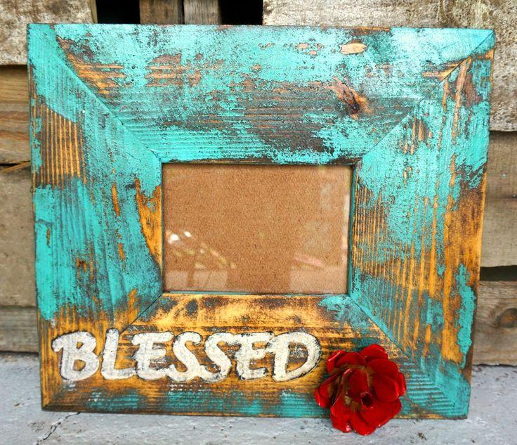 Anna 5x7 Blessed Frame. Rustic FurnitureRustic ...