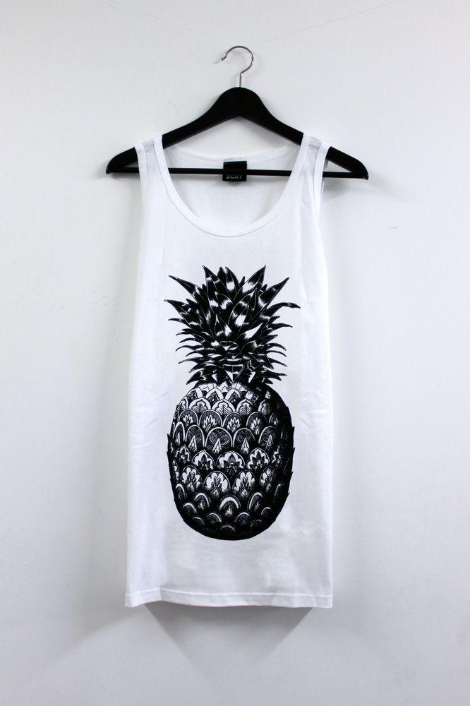Mmm pineapple.