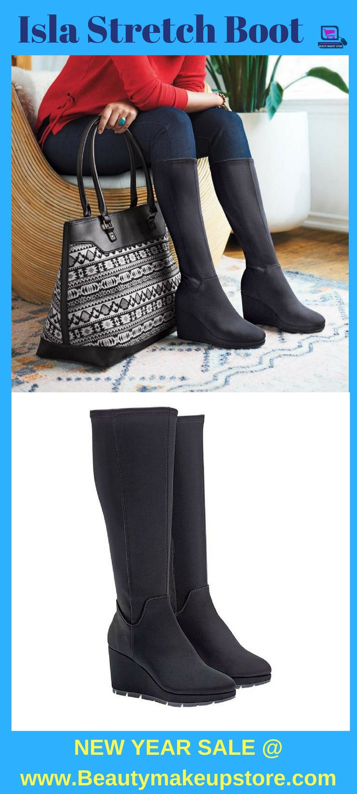 Isla Stretch Boot #stretchboot #womenstretchboot #womenboot #womenbootforfall stretch boots how to | stretch boots | stretch boots diy | stretch boots calves | stretch boots calves how to | women boots | women boots for fall | women boots knee high | women boots ankle | women boots winter | women boots | WOMEN: BOOTS/SHOES/PURSES/ACCESSORIES: | Women Boots | Women Boots |