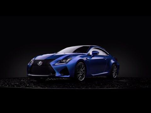From Road to Race Circuit.  Introducing the Lexus RC F.