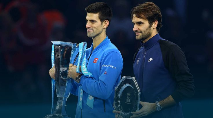 Novak and Roger