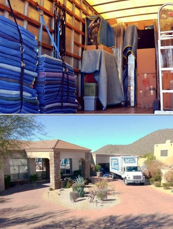 Metro Movers is among the premier office relocation companies that have been in business since 1982. Their commercial and residential movers hold an A+ rating from the BBB. Ask for moving company quotes. Click to get a free quote for this Phoenix based office mover.
