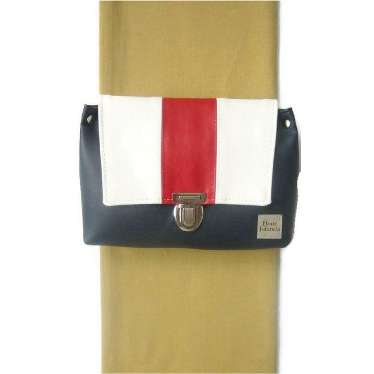 Marine bag - handmade