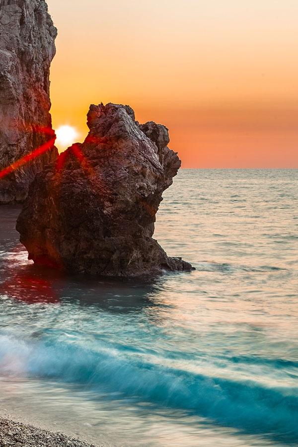 Milos Beach, Lefkada, Greece..my favourite beach!