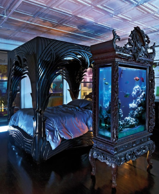 Top 40 Ideas About Cool Fish Tanks On Pinterest
