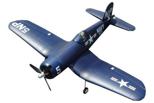 Corsair F4U V2 EPO RTF Electric RC Plane