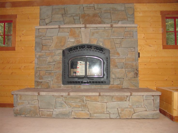 17 best images about bbm our projects fireplaces on for Wood burning fireplace construction