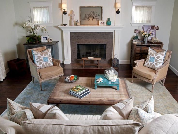 Living Rooms With Fireplaces Impressive Inspiration