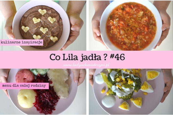 żona kobieta mama: Co Lila jadła? 46 foodbook (kulinarne inspiracje d...