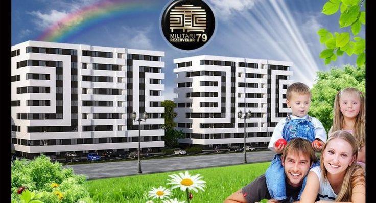 Se ofera apartament 3 camere , 70 mp utili , Militari METRO