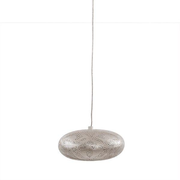 Hanglamp Gabs - Oosters - Filigrain - Zilver - Mini - Zenza (OP = OP)