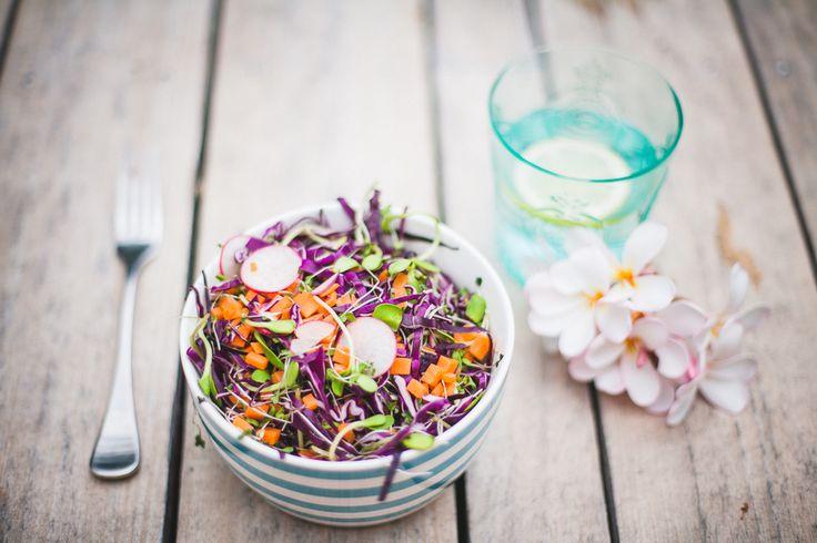 Simple superfood salad