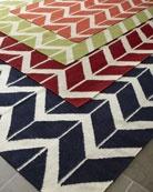 HCF13_-3NV7: Chevron Patterns, Chevron Design, Navy Chevron, Chevron Carpets, Area Rugs, Colors Schemes, Beaches Houses, Navy Rugs, Chevron Rugs