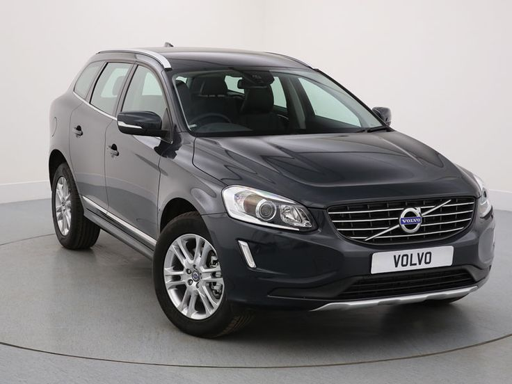 Volvo Xc60 D5 [215] SE 5dr AWD Geartronic