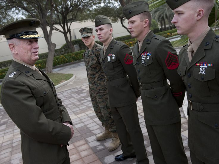 Marine General Jim Mattis On What Makes This Generation of American Veterans Different