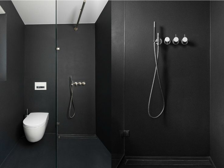 14 best Fugenloses Bad images on Pinterest Tiles, Bathroom ideas - wasserfeste farbe badezimmer