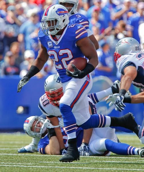 Buffalo Bills Fred Jackson