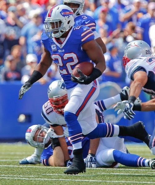 Buffalo Bills Fred Jackson