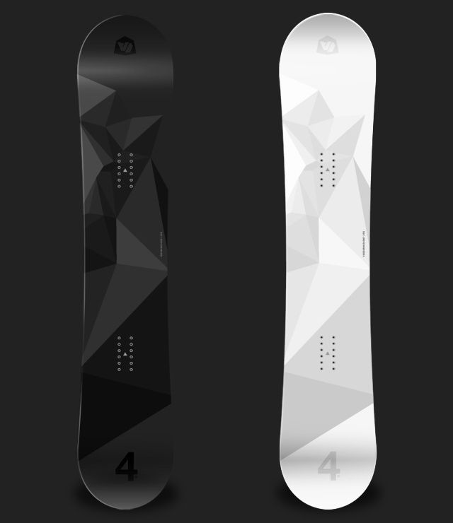 FORSNOWBOARDING Board Design - Lionart monoboards #ski #snow #snowboard