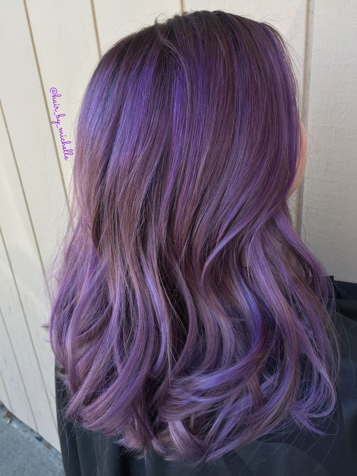 23 best Colorful Hair / Balayage Painted Hair images on Pinterest ...