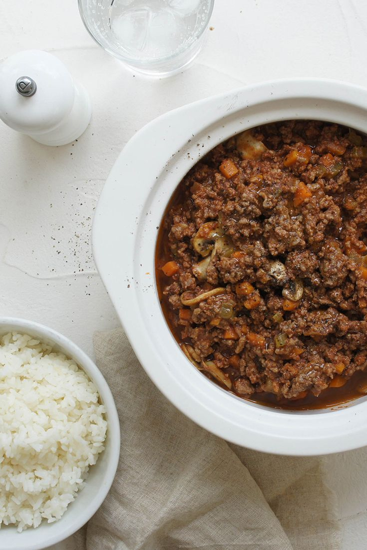 It's time to mince things up with this delicious Slow Cooker Savoury Mince recipe by abrarose.