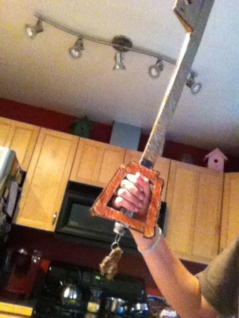 Kindom Hearts Cardboard Key Sword