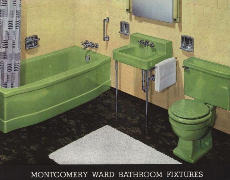 Bathroom Fixtures Online 43 best bathrooms : a catalog history. images on pinterest