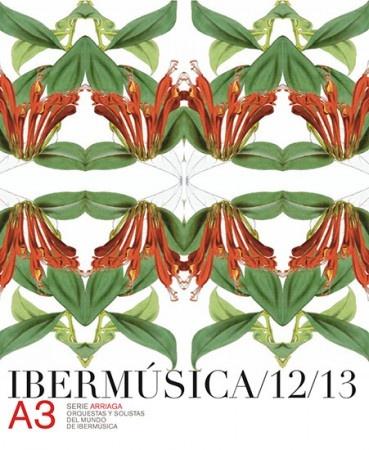 Ibermusica Temporada 2012-2013.  Estudio Manigua.