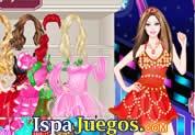 En esta seccion podras encontrar varios juegos donde podrás jugar en vestir a lindas chicas y demostrar tus habilidades de la MODA http://www.ispajuegos.com/juegos/vestir