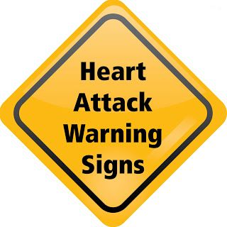 I met a woman who said she had the feeling of just having taken a large dring of very cold water! As it turned out she had a serious heart problem and was very close to a near fatal heart attack!