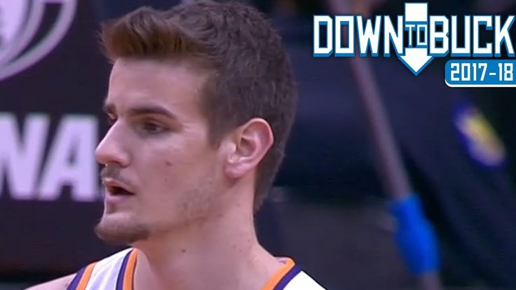Dragan Bender 18 Points Full Highlights (2/4/2018) That is one pointy chin that Dragan Bender possesses. It's like a spearpoint mounted on the bottom of his head. Most of the shots of his face during a Suns broadcast are more frontal so his head looks really quadrilateral but not as sharp in the chinnal area. It's like in front of his face. Anyway it's way better than having one of those non-existent chins that makes you look like you have no bottom teeth so it's not so bad. Makes him…