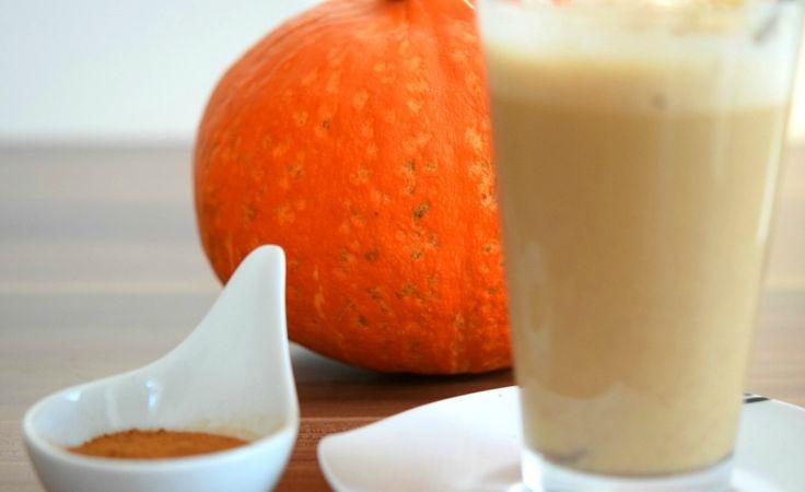 Das ist Herbst: Aromatischer Pumpkin Spice Latte
