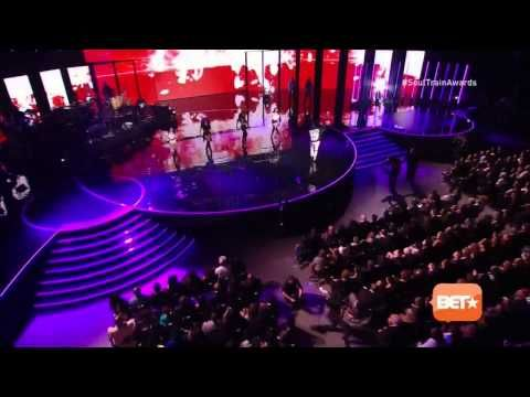#performhere #performwith Chris Brown - Medley (Soul Train Music Awards 2014)