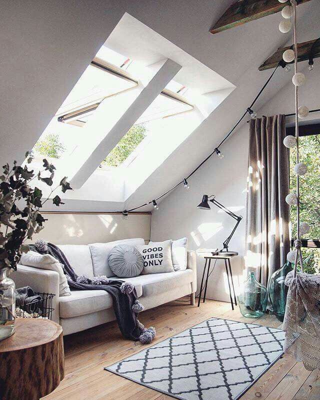 cozy living room decor with beautiful rug