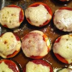 Grilled Zucchini Pizza | Recipes | Pinterest
