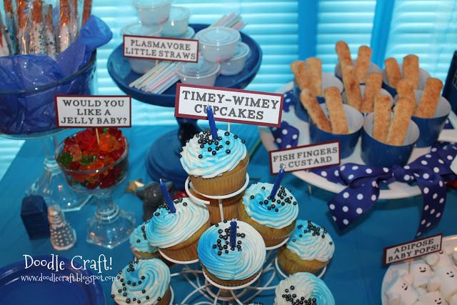 Doctor Who Party Week!