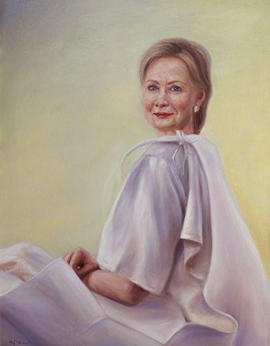 Kaj Stenvall - H. Clinton - 2016