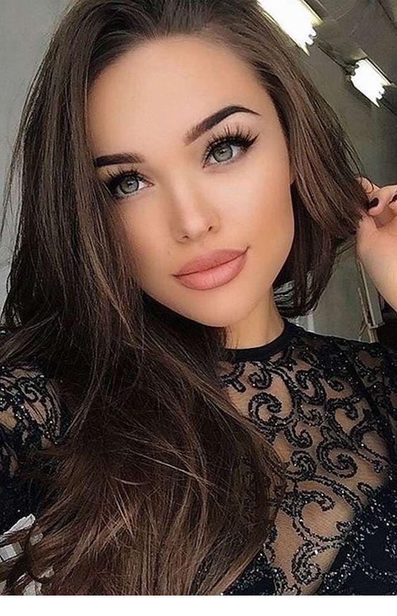 Natural Makeup Idea For Winter Season And Holidays